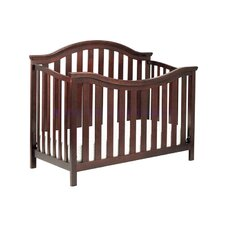 Goodwin 4-in-1 Convertible Crib with Toddler Bed Conversion Kit