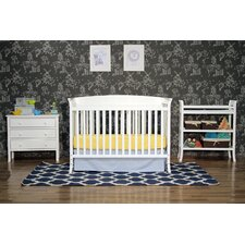 <strong>DaVinci</strong> Tyler 4-in-1 Convertible Crib 5-Piece Nursery Set