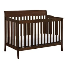 Summit 4-in-1 Convertible Nursery Set