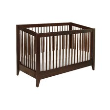 Highland 4-in-1 Convertible Crib with Toddler Bed