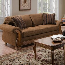 Spencer Chenille Loveseat