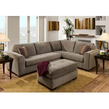 Cornell Cocoa Living Room Collection