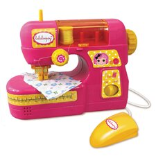 <strong>NKOK</strong> Lalaloopsy Jr Chainstitch Sewing Machine