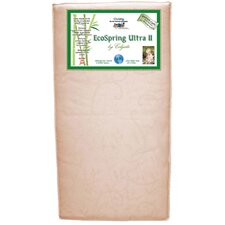<strong>Colgate</strong> Shades Of Green EcoSpring Ultra II Crib Mattress