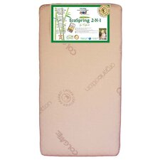 Eco Spring 2-n-1 Dual Firmness Crib Mattress