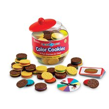 Goodie Games™ Color Cookies