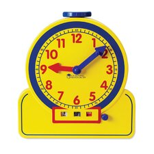 <strong>Learning Resources</strong> Primary Time Teacher 12 Hour Clock