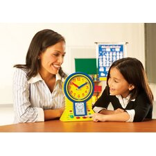 <strong>Learning Resources</strong> Talking Clever Clock