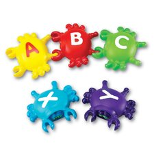 <strong>Learning Resources</strong> Smart Splash Letter Link Crabs