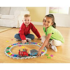Melody Express Musical Train 60 Piece Set
