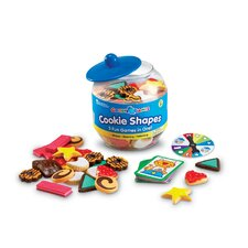 <strong>Learning Resources</strong> Goodie Games™ Cookie Shapes