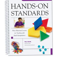 <strong>Learning Resources</strong> Hands-On Standards Handbook - Grades 3 - 4