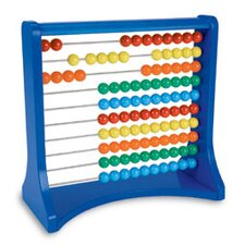 <strong>Learning Resources</strong> Ten - Row Desktop Abacus