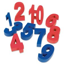 Weighted Numbers