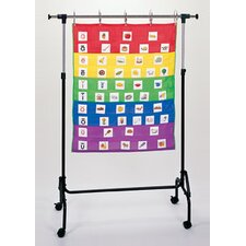 Adjustable Pocket Chart Stand