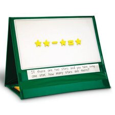 Double-sided Write and Wipe Magnetic Pocket Chart