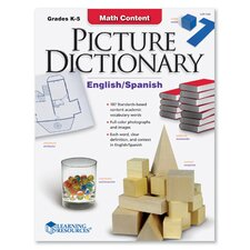 Math Content Picture Dictionary