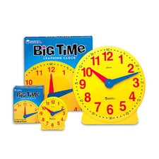 Big Time Clock Student 12 Hr 5