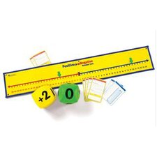 <strong>Learning Resources</strong> Positive & Negative Number Line