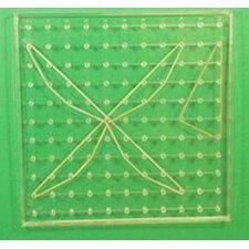 Geoboard 11 X 11 Transparent 9