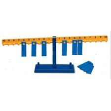 Math Balance 8-1/2t 20 10g Weights