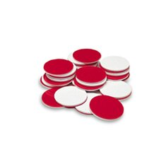 Red & White Counters 200/pk