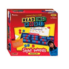 Reading Rods Sight Words Kit Gr 1+