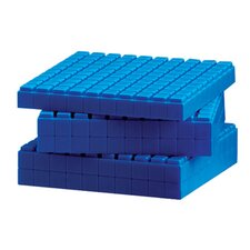 Interlocking Base Ten (Set of 10)