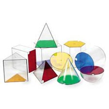 Giant Geosolids 10 Piece Set