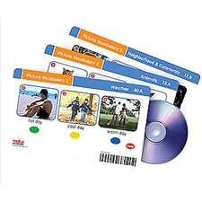 Radius Picture Vocabulary CD Card