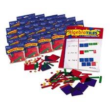 Algebra Tiles Classroom 30-set