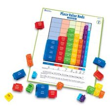 Place Value Rods Activity Set