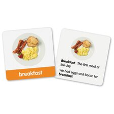 <strong>Learning Resources</strong> First Grade Vocabulary Photo Card 150 Piece Pack