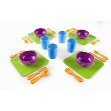 <strong>Learning Resources</strong> New Sprouts Serve it! My Very Own Dish Set