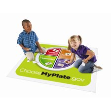 <strong>Learning Resources</strong> Healthy Helpings MyPlate Activity Mat