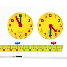 Magnetic Elapsed Time Set