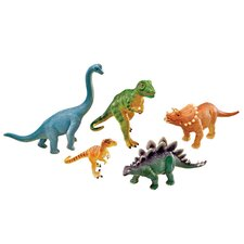 Jumbo Dinosaurs 5 Piece Set