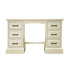Hambleton Double Pedestal Dressing Table