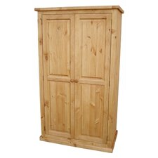 Kempton Bedroom 2 Door Wardrobe