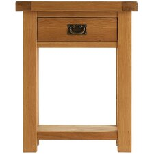 Hampton 1 Drawer Bedside Table