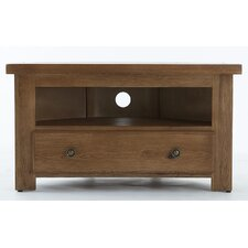 Farmhouse Corner TV Stand