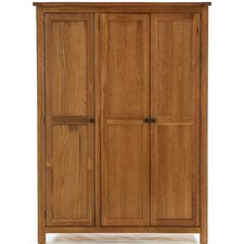 Eden 3 Door Wardrobe