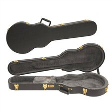 Premier Hardshell Wood Les Paul Style Guitar Case