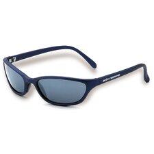 Sonnenbrille in Blau