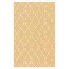 Fallon Yellow/Ivory Rug