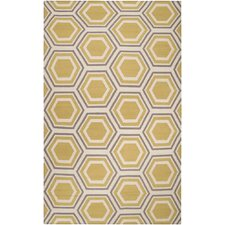 Fallon Yellow Rug