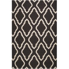 Fallon Black/Butter Rug