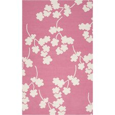Fallon Flamingo Pink Rug