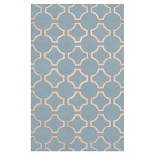Zuna Light Blue Rug