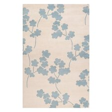 Zuna Cloud Blue Rug